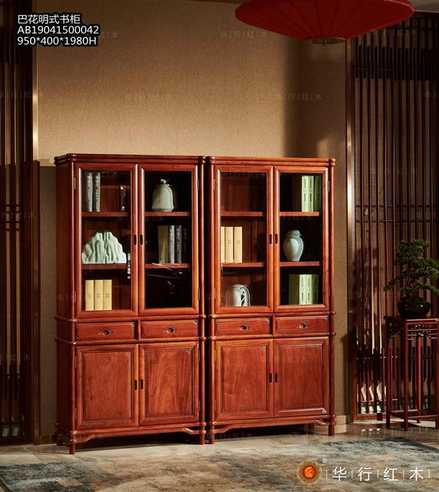 巴花明式书柜